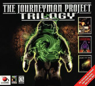 The Journeyman Project (series)