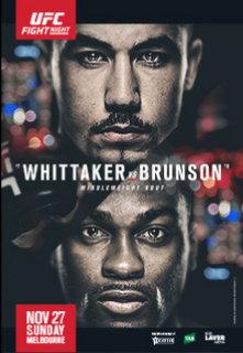 UFC Fight Night: Rockhold vs. Jacaré 2