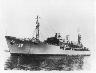 USS Lacerta (AKA-29)