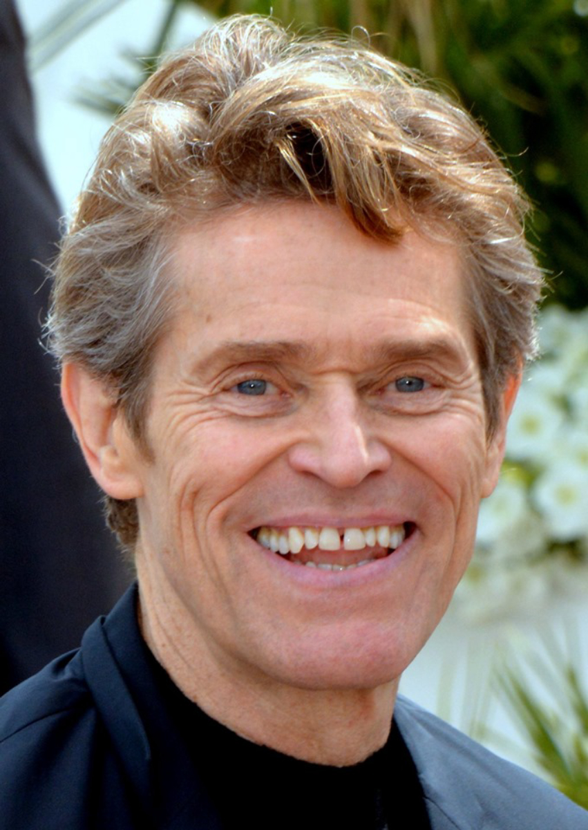 """Dafoe at the <a href=""""/content/2019_Cannes_Film_Festival"""" style=""""color:blue"""">2019 Cannes Film Festival</a>"""