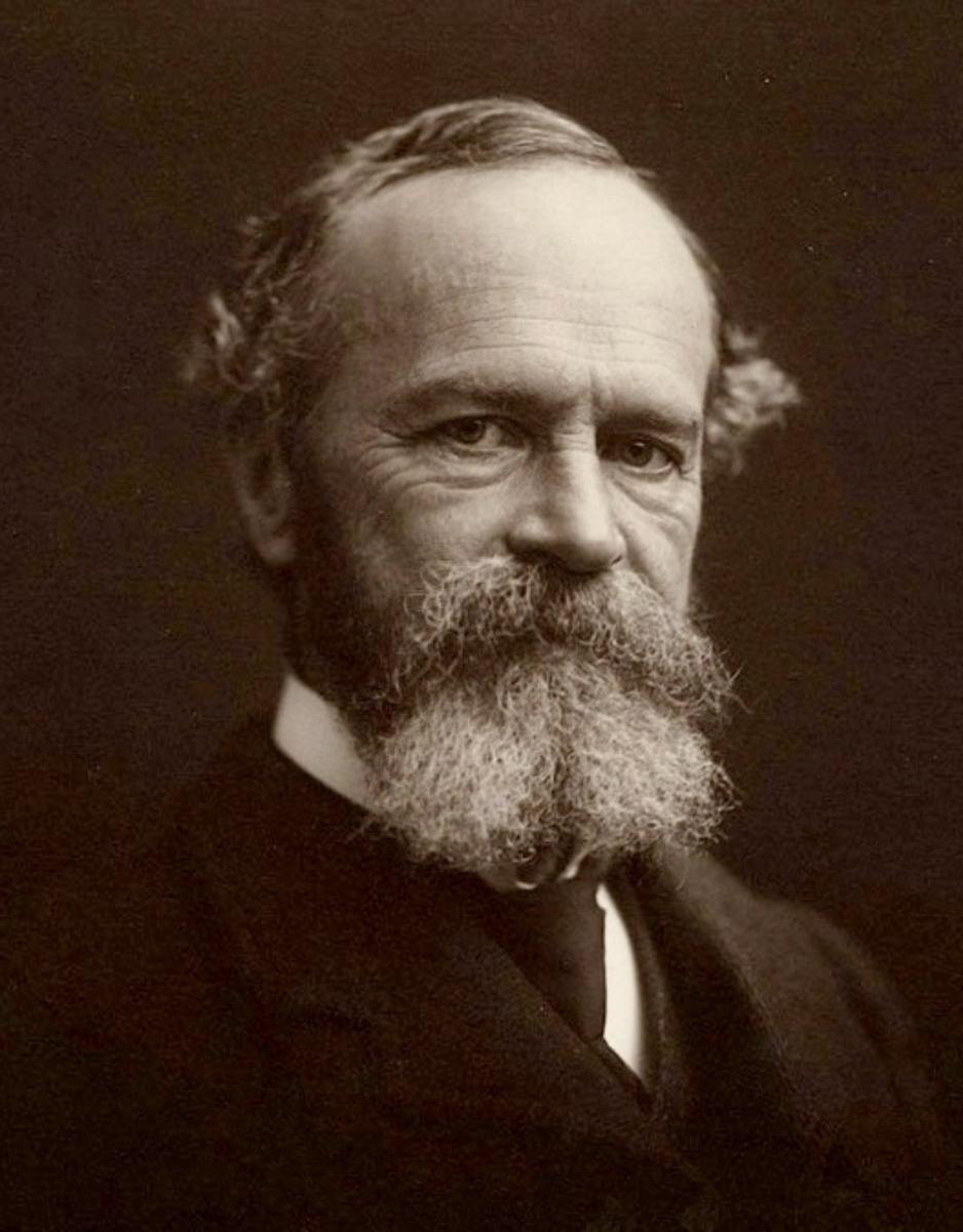 James in 1903