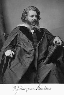 William John Macquorn Rankine