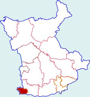 Yangling District
