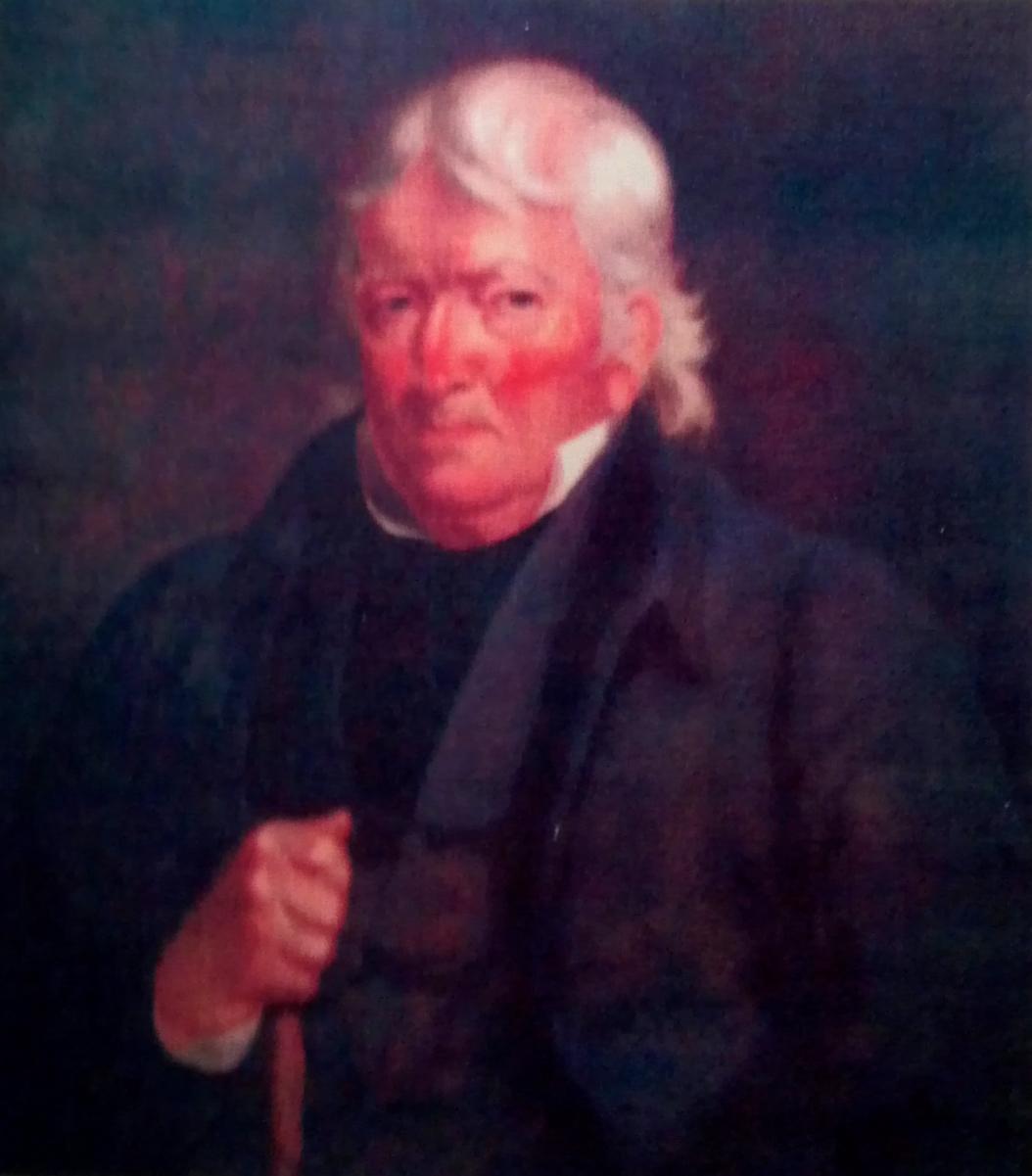 """Major"" John Buchanan"