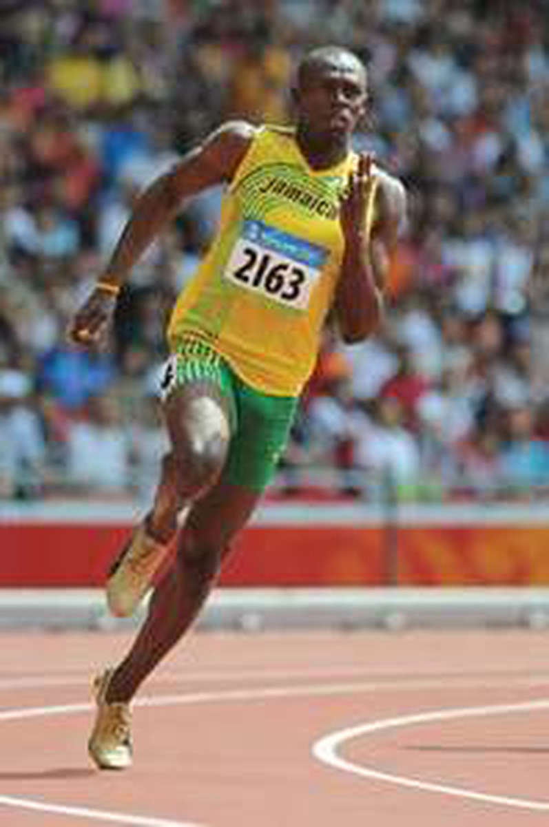Usain Bolt Wife Height ~ news word